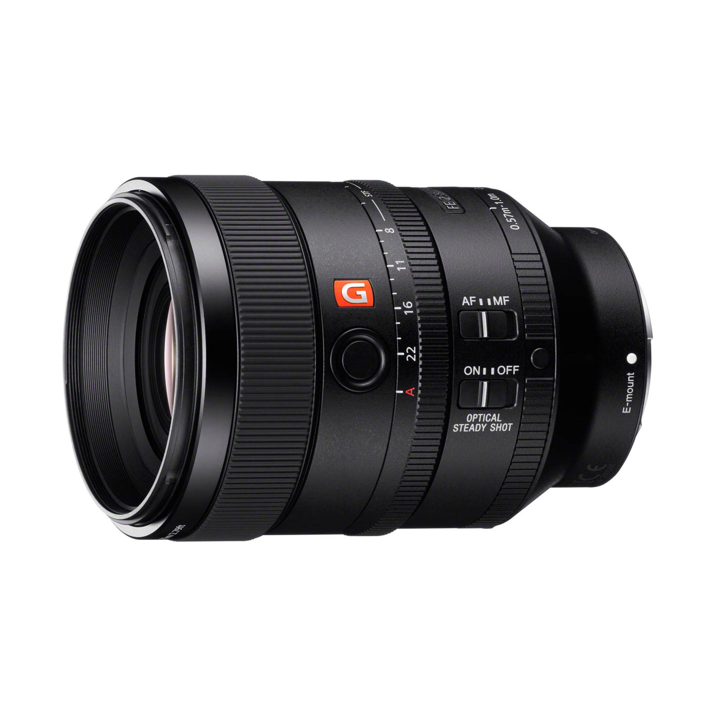 Sony FE 100mm f/2,8 STF GM OSS