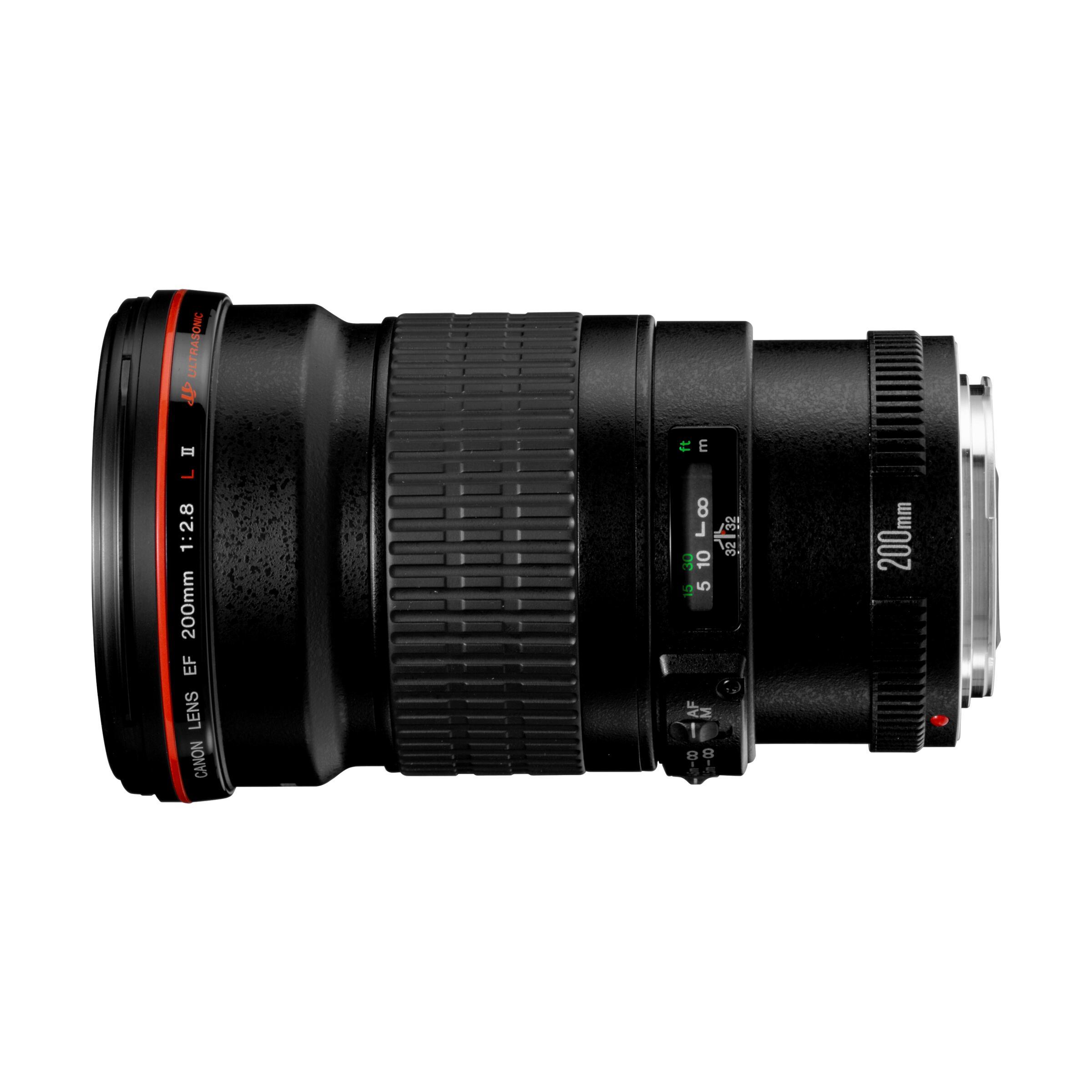 Canon EF 200mm f/2,8 L II USM