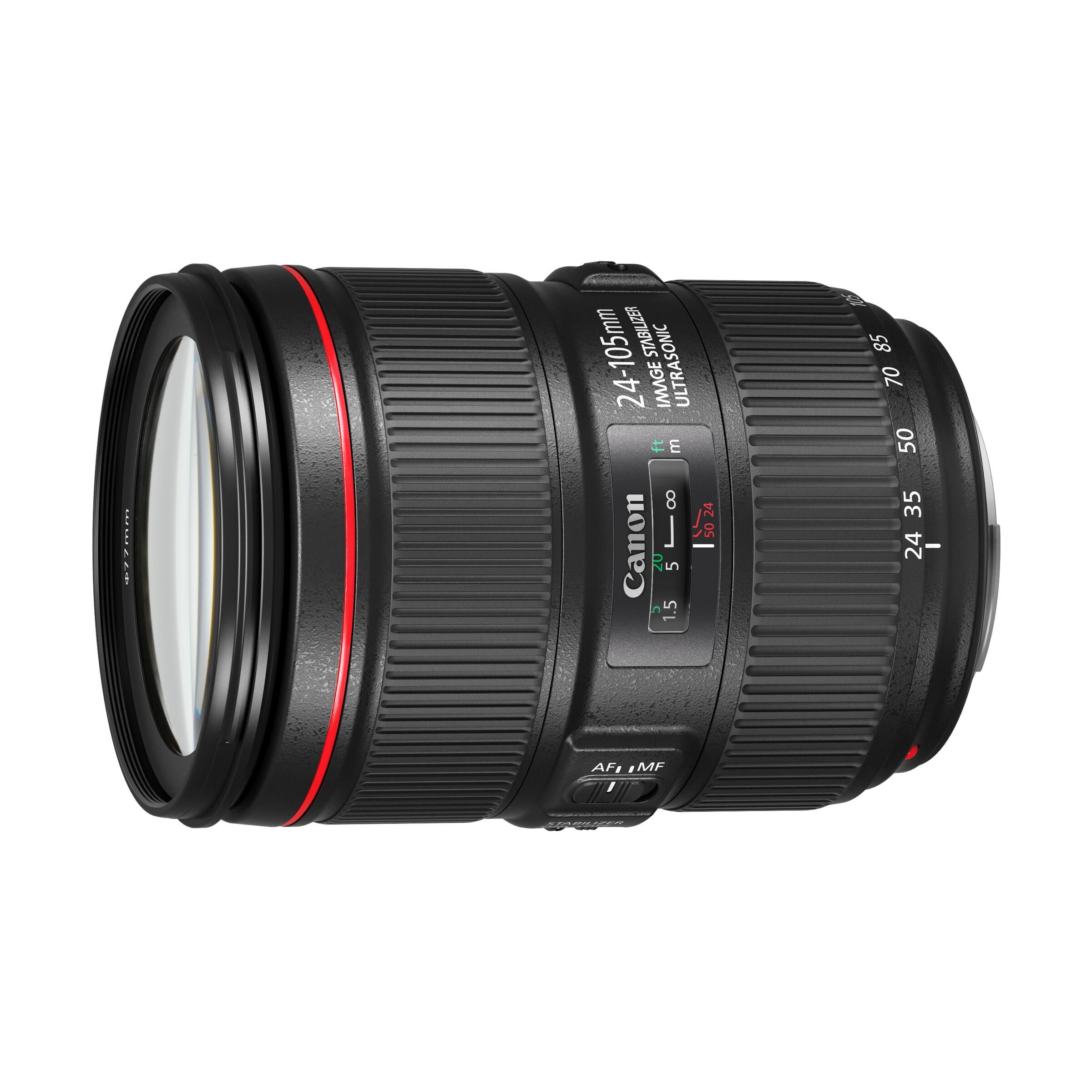 Canon EF 24-105mm f/4,0 L IS II USM