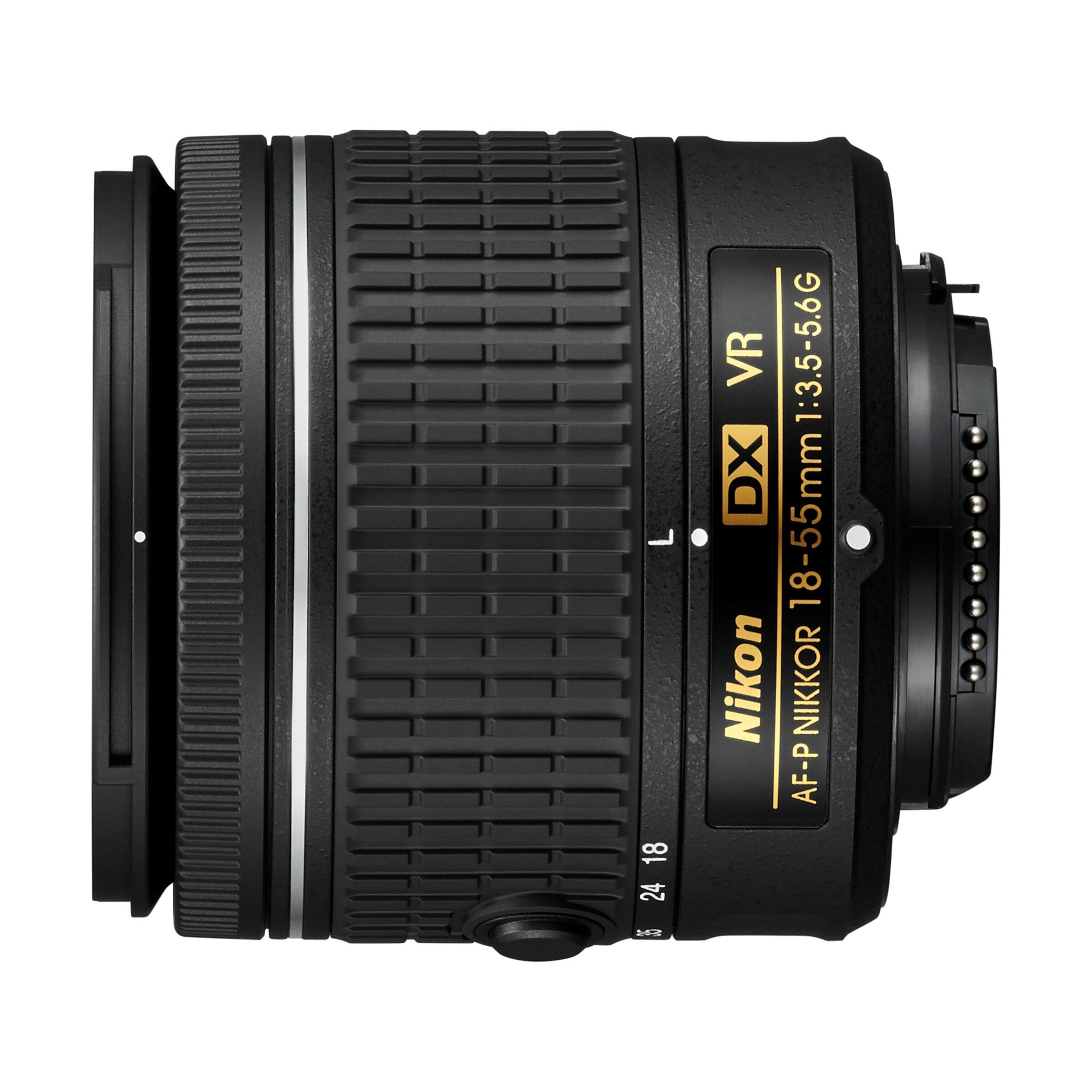 Nikon AF-P DX 18-55mm f/3,5-5,6G