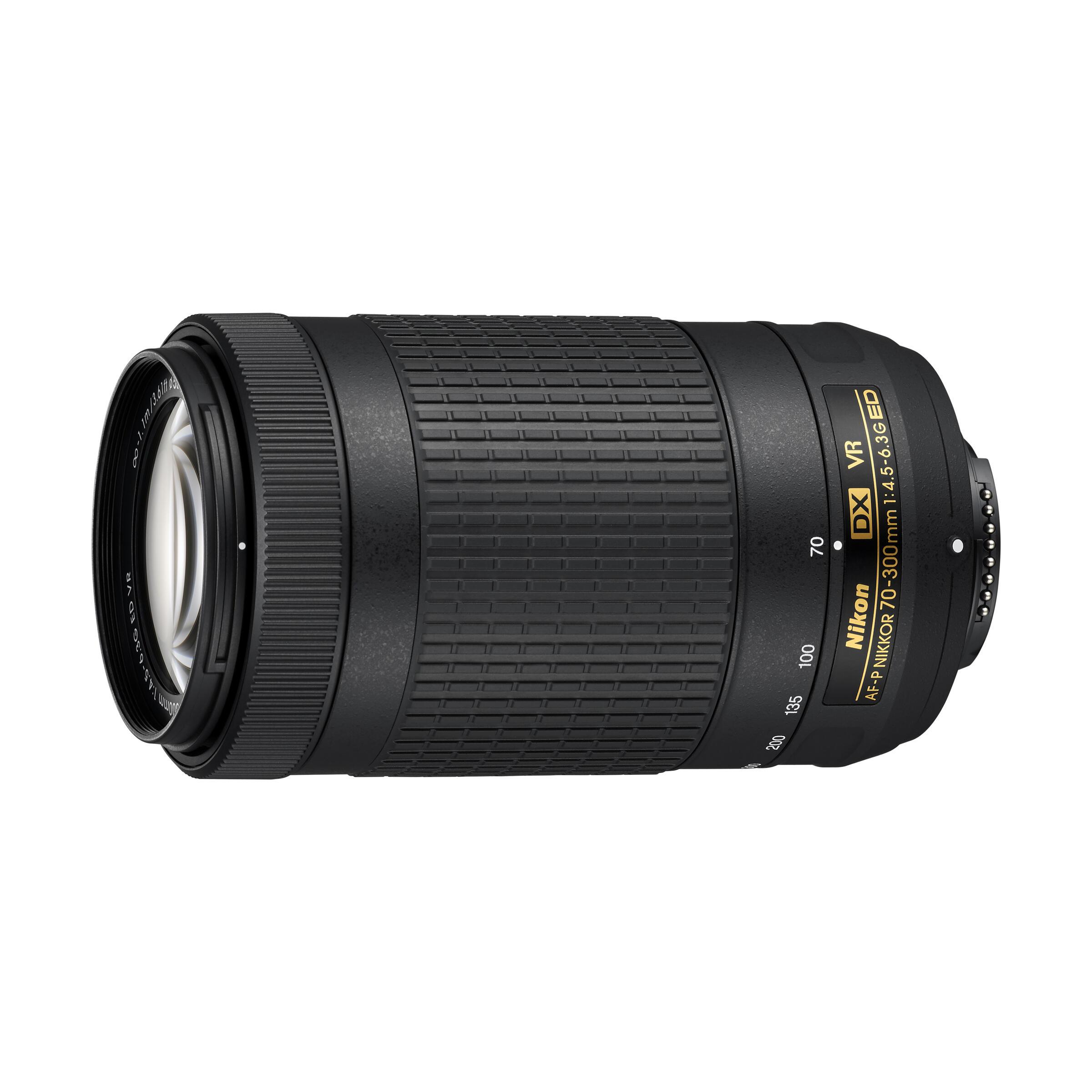 Nikon AF-P DX 70-300mm f/4,5-6,3G ED VR
