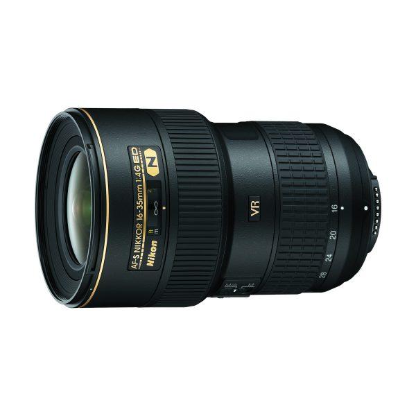 Nikon AF-S 16-35mm f/4,0 G ED VR
