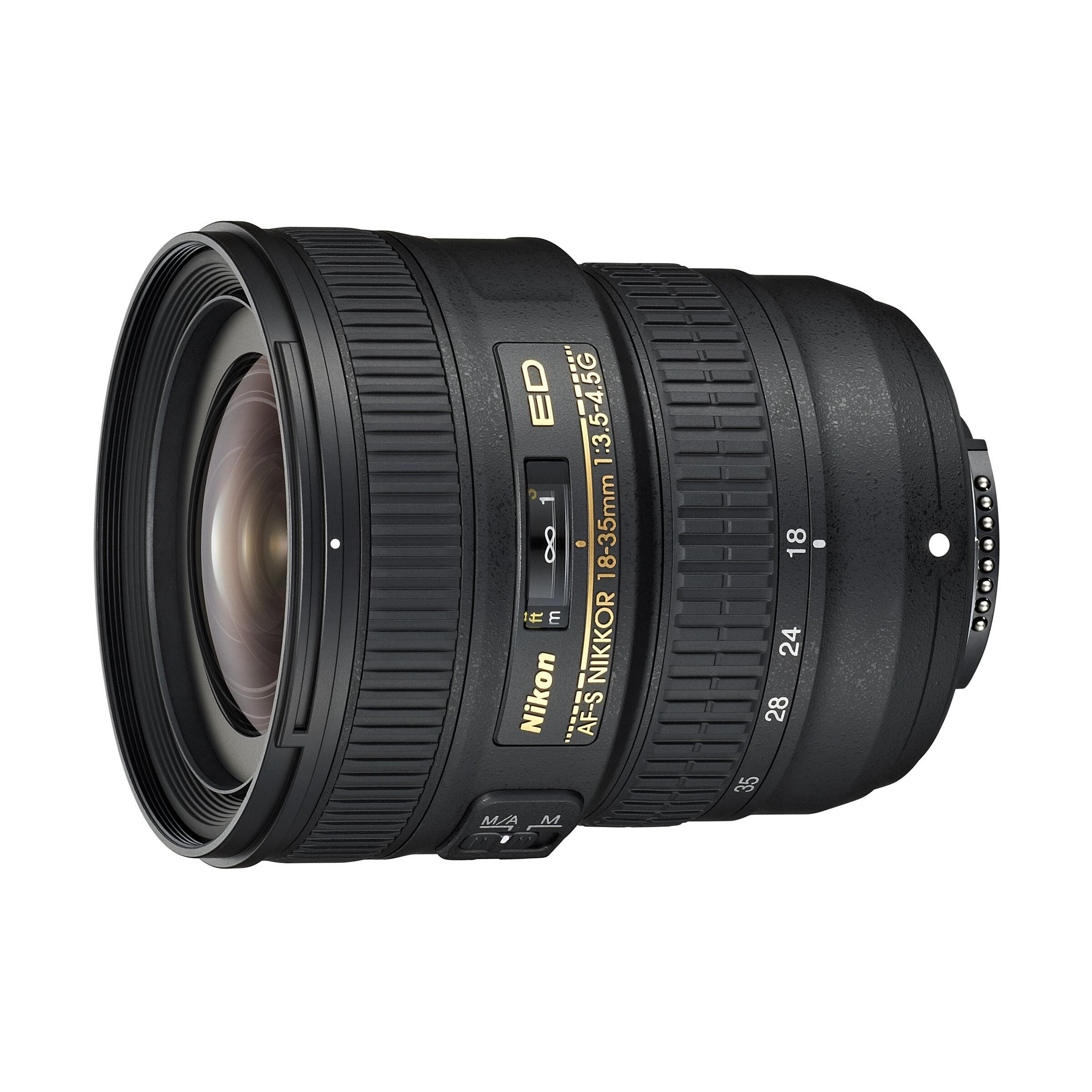 Nikon AF-S 18-35mm f/3,5-4,5 G ED