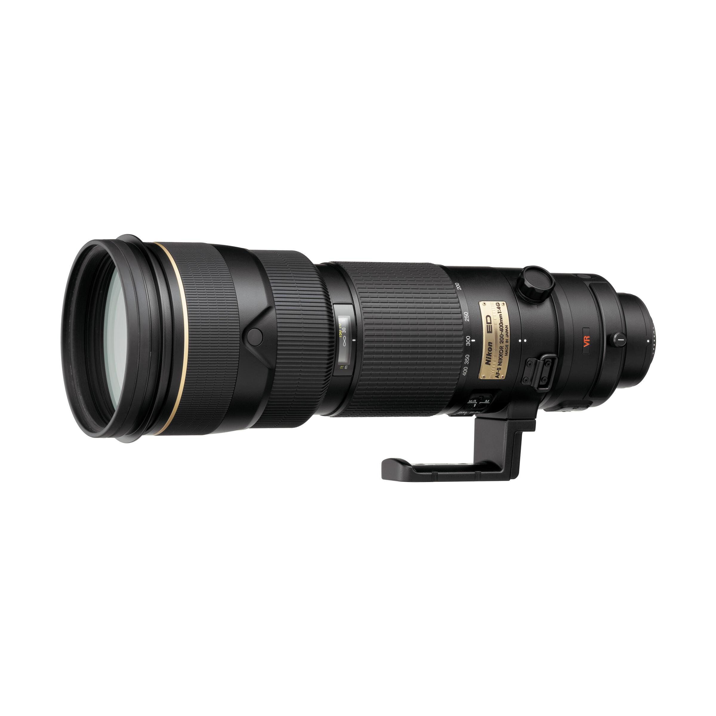 Nikon AF-S 200-400mm f/4,0 G ED VR II