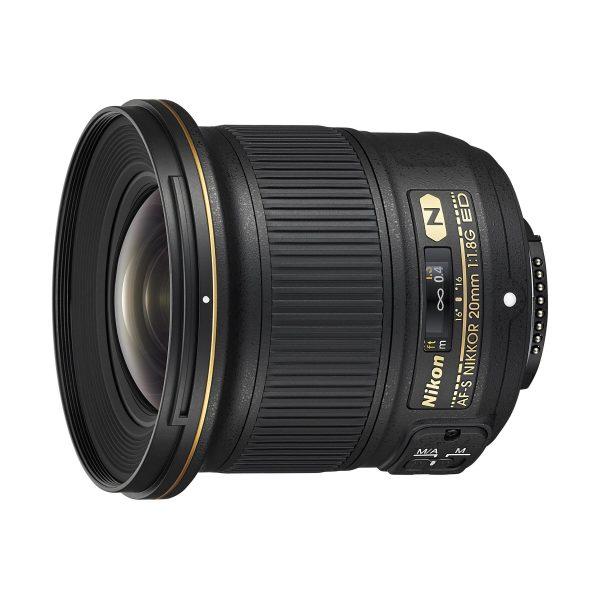 Nikon AF-S 20mm f/1,8 G ED