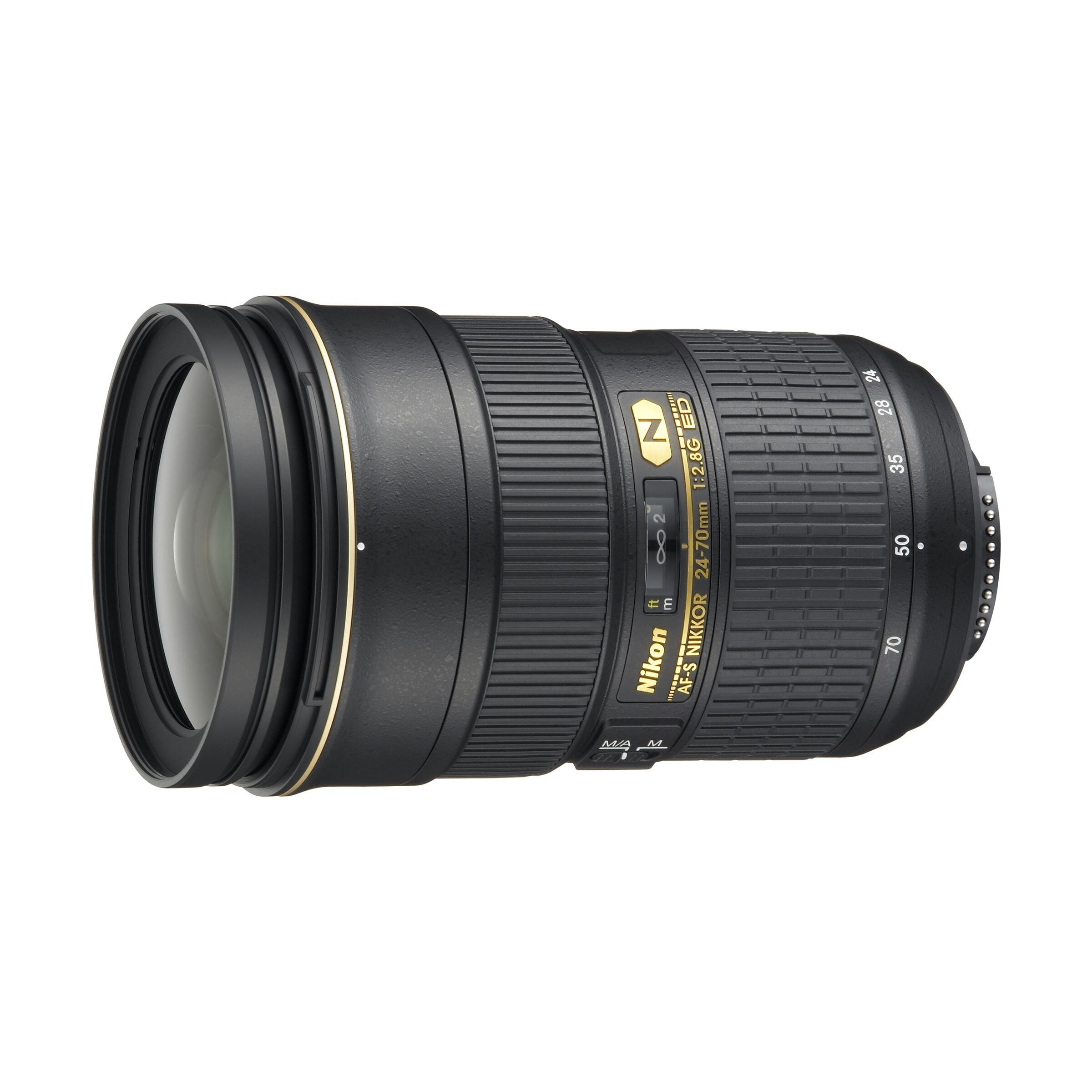Nikon AF-S 24-70mm f/2,8 G ED