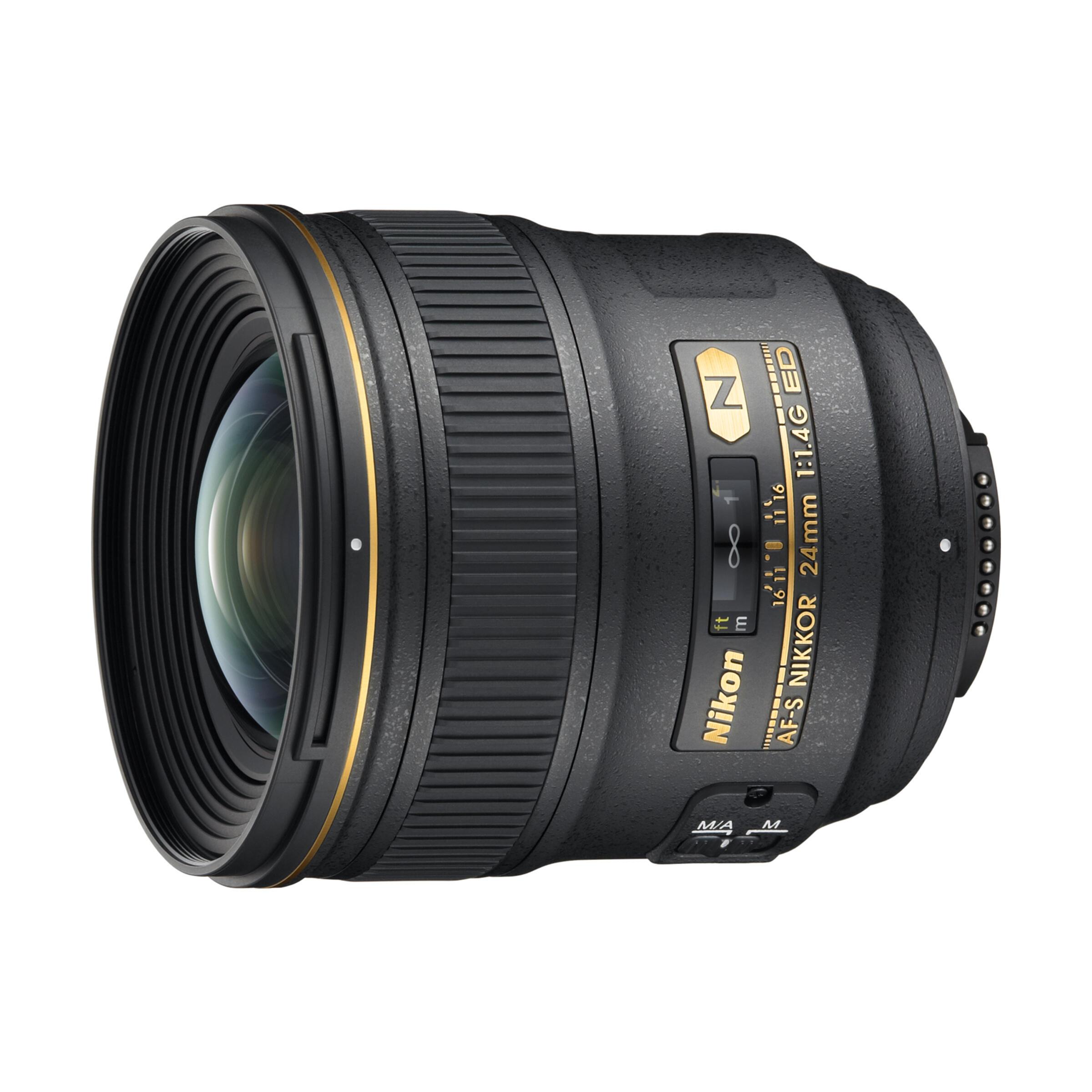 Nikon AF-S 24mm f/1,4 G ED