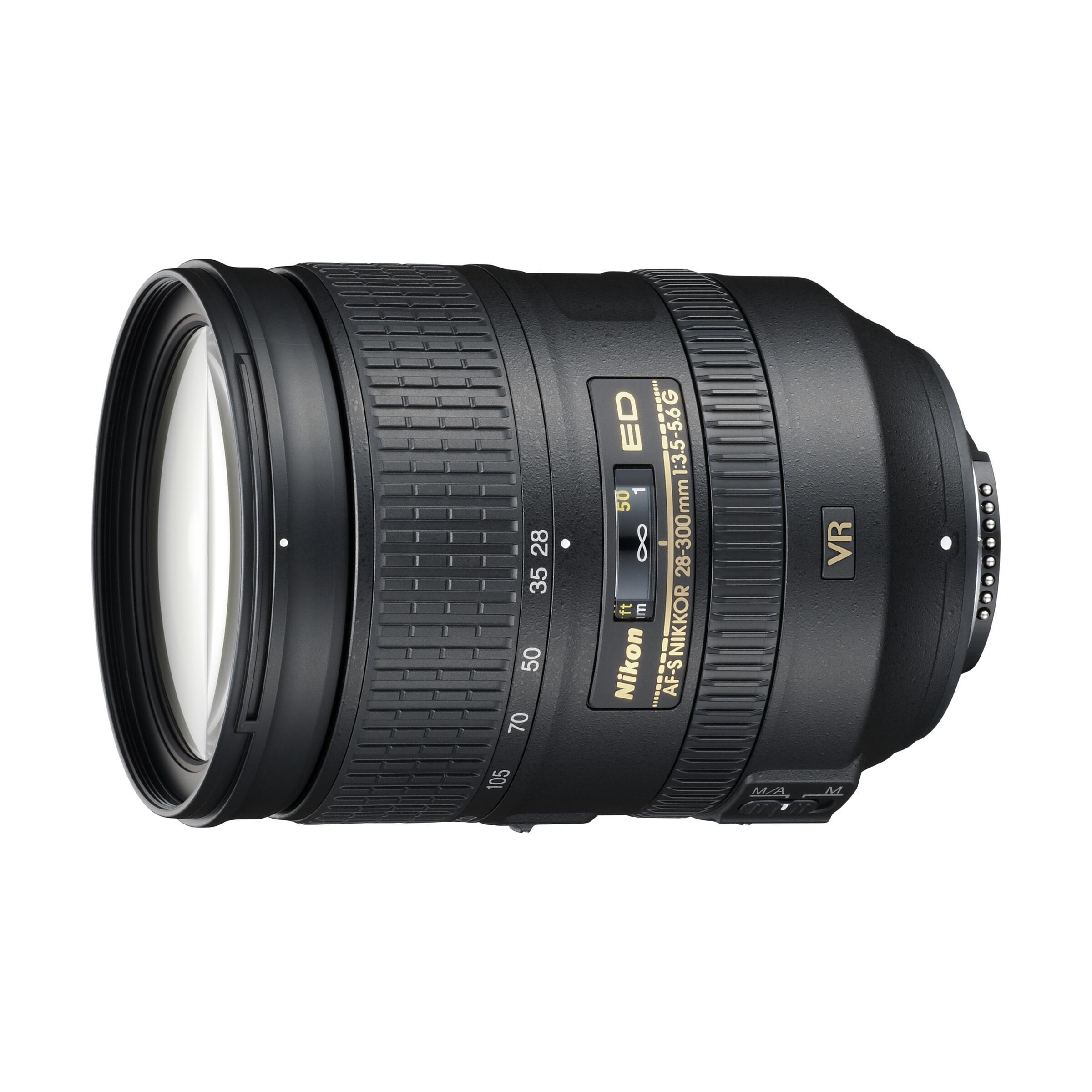 Nikon AF-S 28-300mm f/3,5-5,6 G ED VR