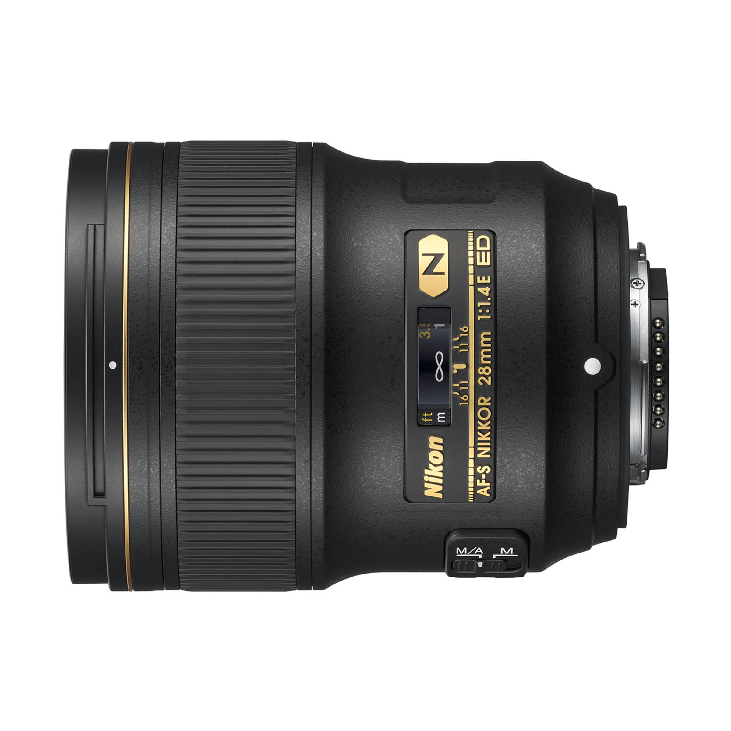 Nikon AF-S 28mm f/1,4 E ED