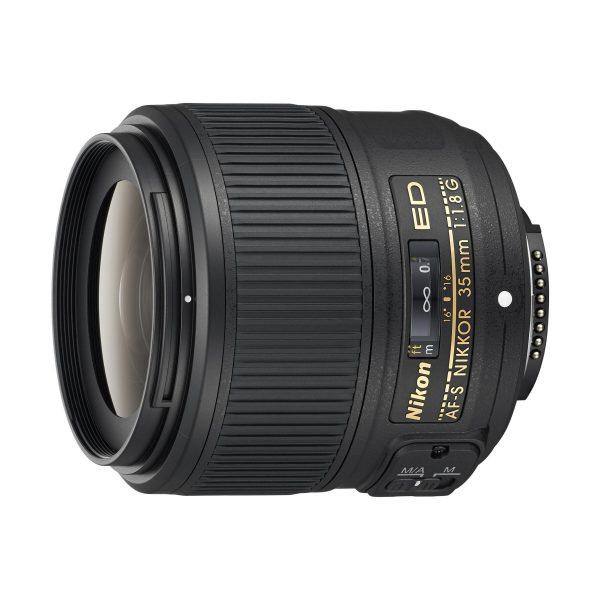 Nikon AF-S 35mm f/1,8 G ED