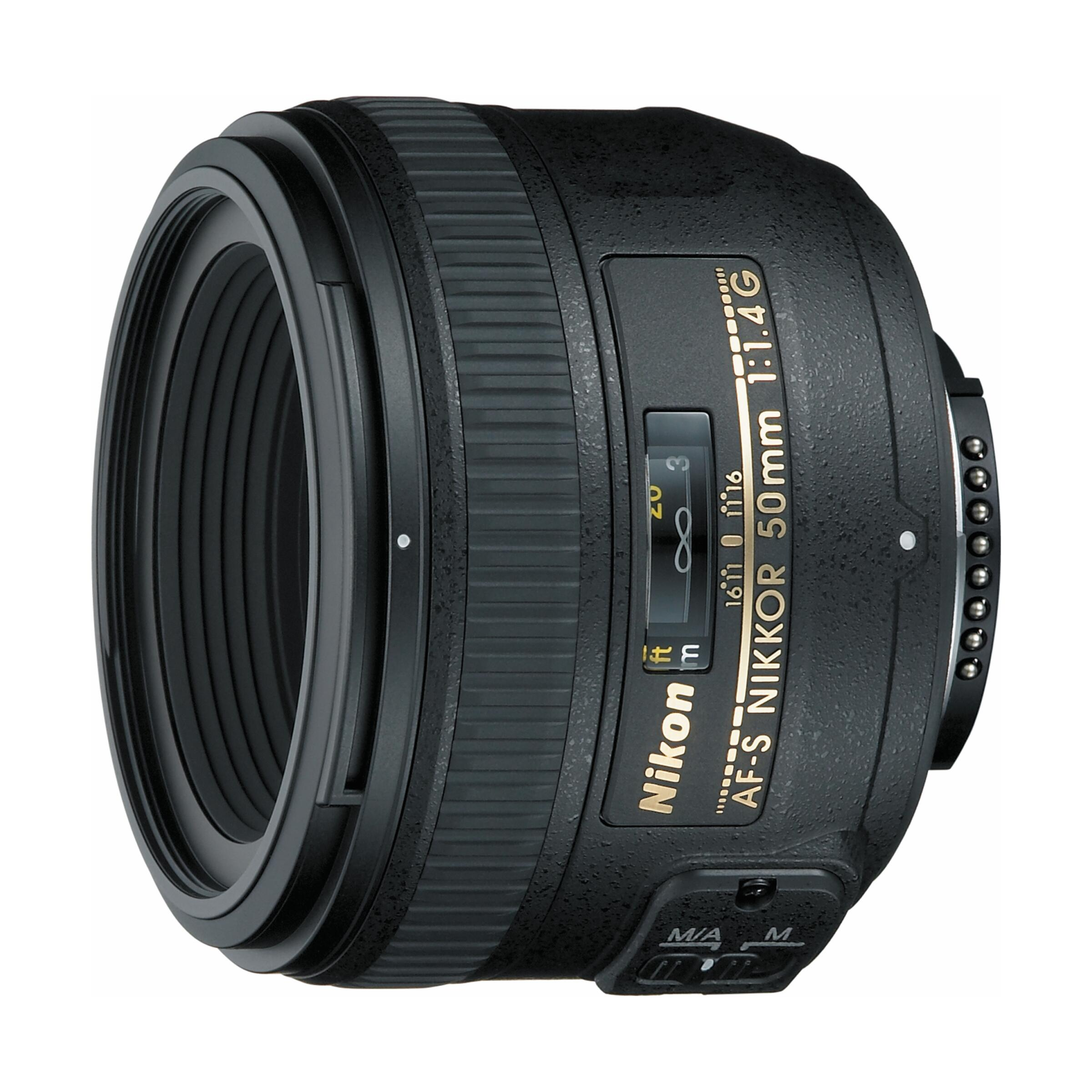 Nikon AF-S 50mm f/1,4 G