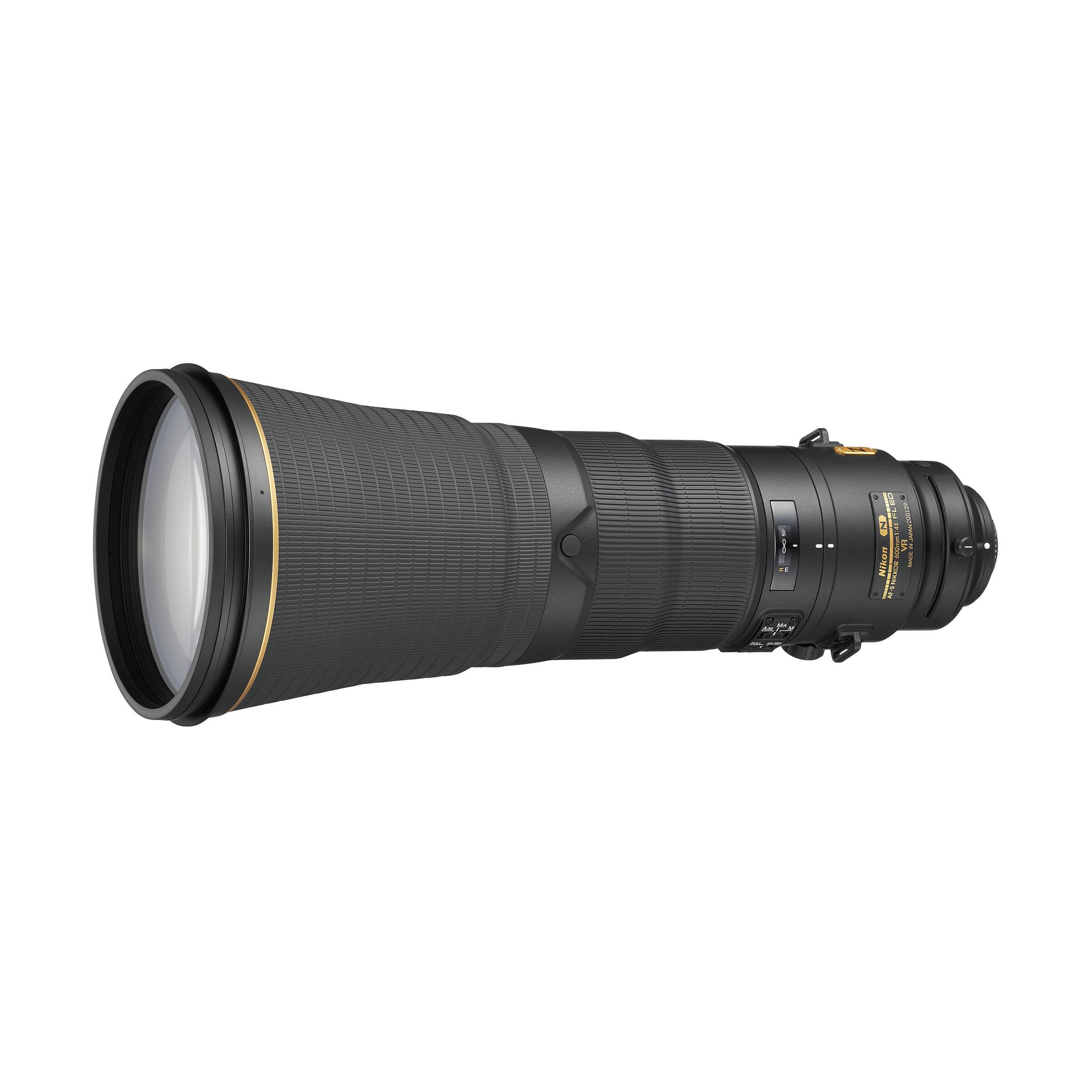Nikon AF-S 600mm f/4,0 E FL ED VR