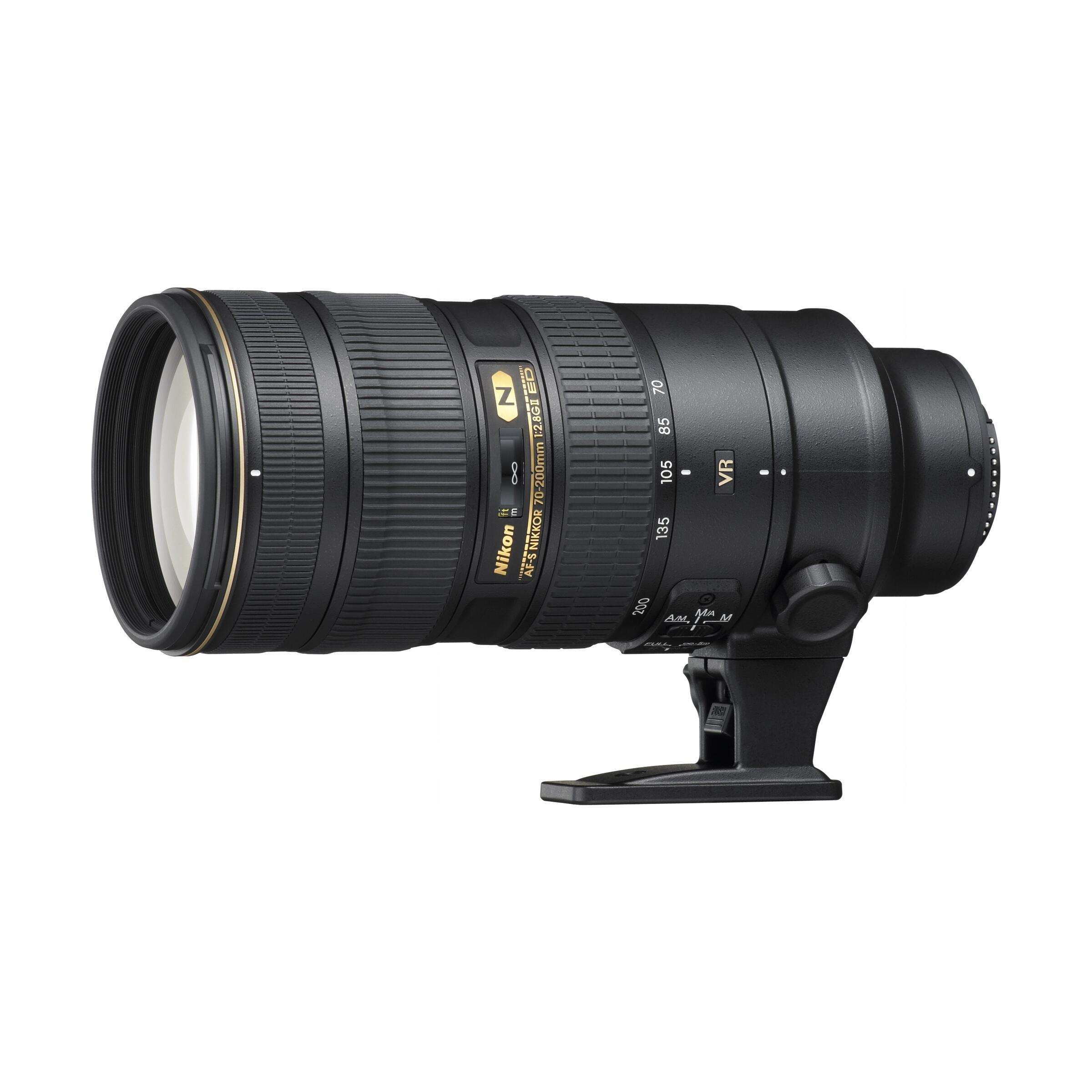 Nikon AF-S 70-200mm f/2,8G ED VR II