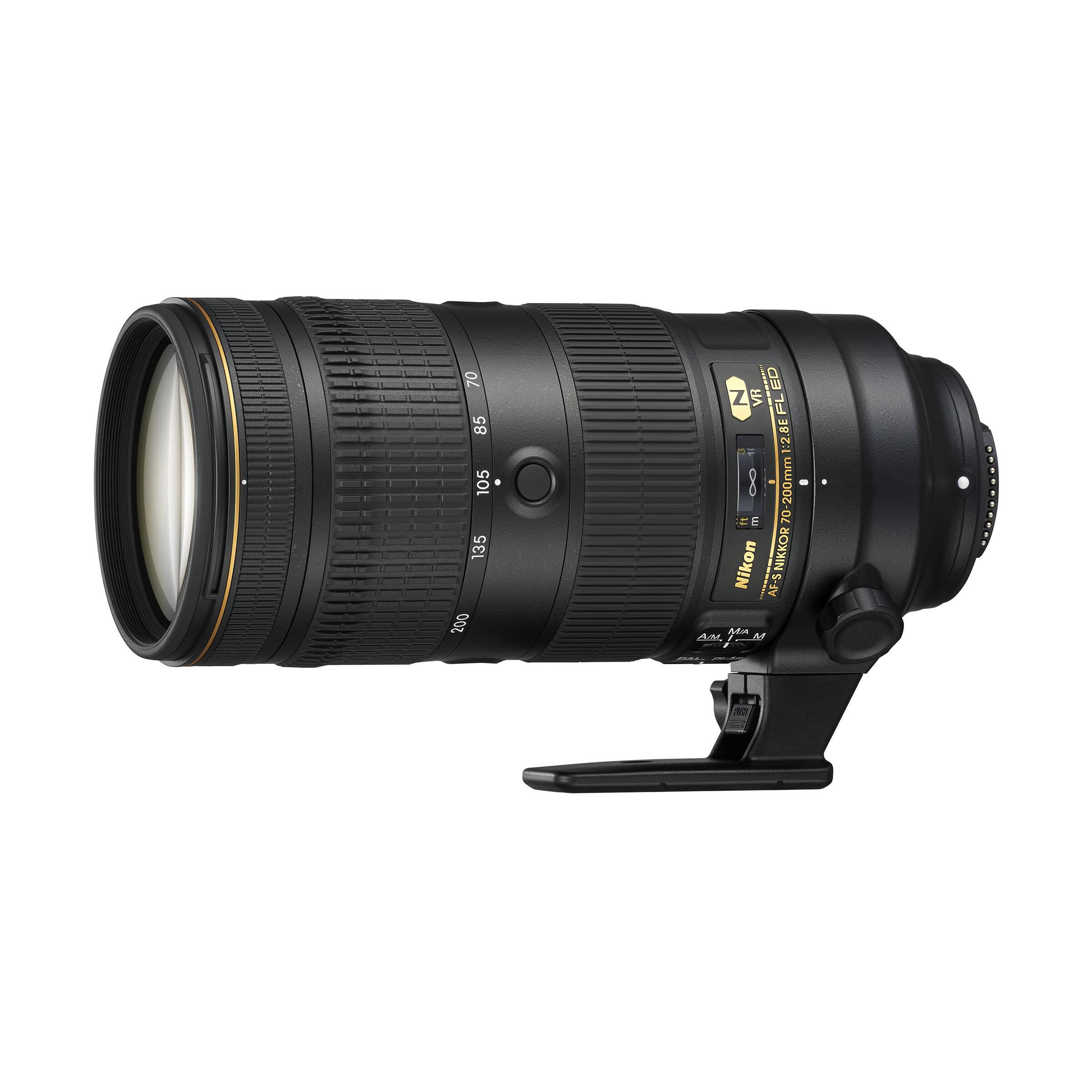 Nikon AF-S 70-200mm f/2,8E FL ED VR