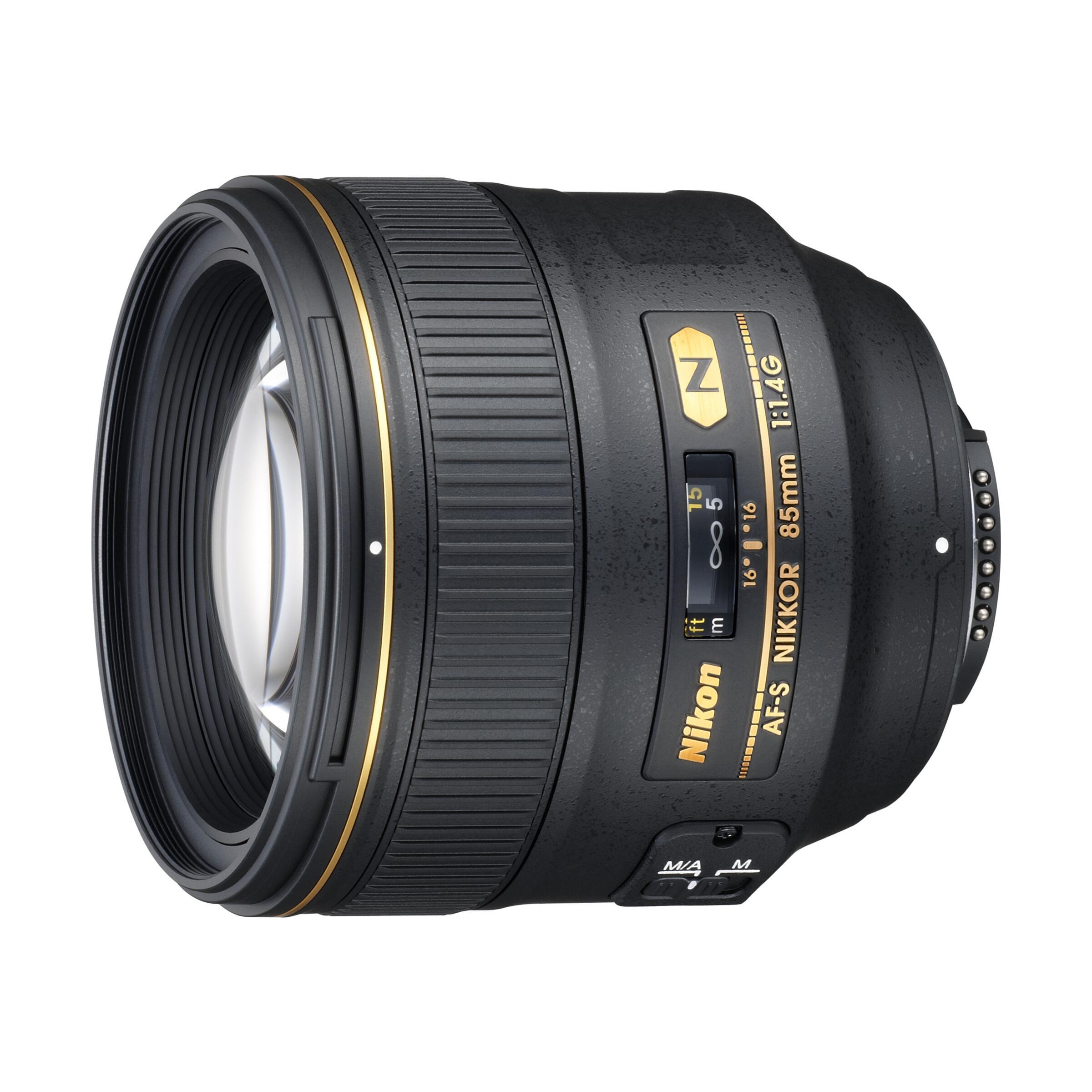 Nikon AF-S 85mm f/1,4 G