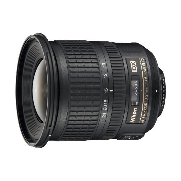 Nikon AF-S DX 10-24mm f/3,5-4,5 G ED