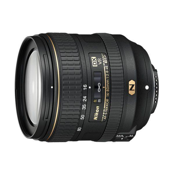 Nikon AF-S DX 16-80mm f/2,8-4,0 E ED VR