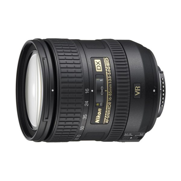Nikon AF-S DX 16-85mm f/3,5-5,6 G ED VR