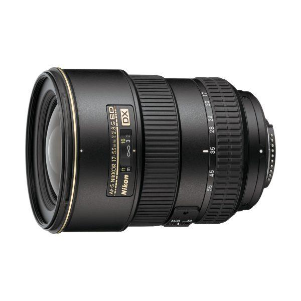 Nikon AF-S DX 17-55mm f/2,8 G ED