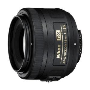 Nikon AF-S DX 35mm f/1,8 G