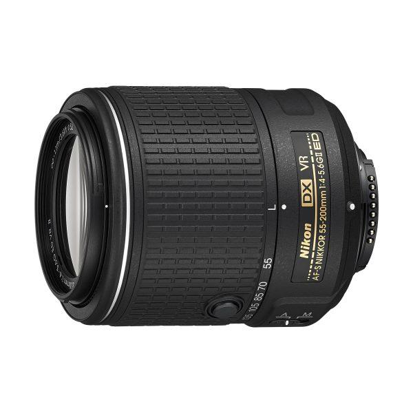 Nikon AF-S DX 55-200mm f/4,0-5,6 G ED VR II