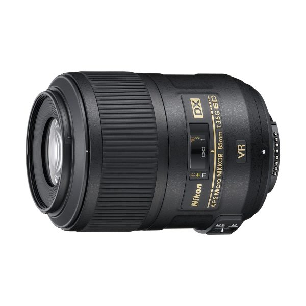 Nikon AF-S DX Micro 85mm f/3,5 G ED VR