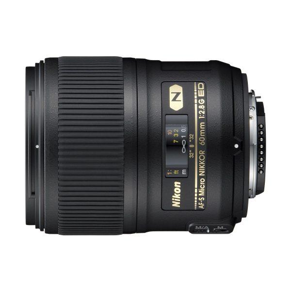Nikon AF-S Micro 60mm f/2,8 G ED