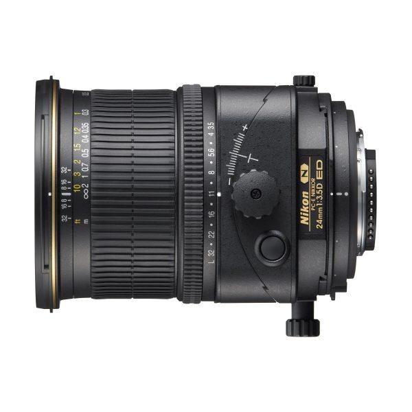 Nikon PC-E 24mm f/3,5 D ED