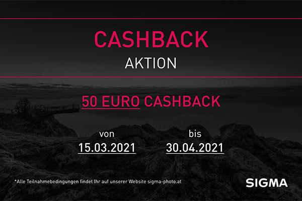Sigma Österreich Cashback Aktion