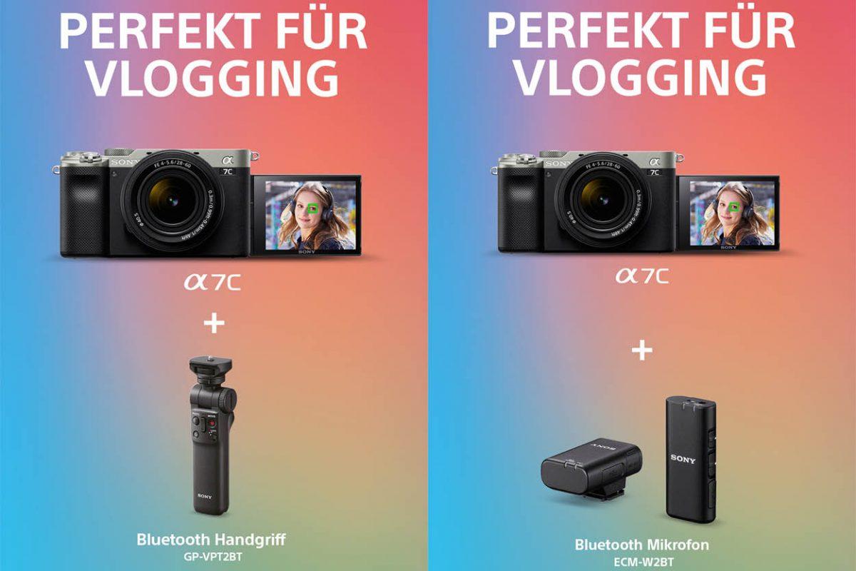 Sony Alpha 7C Vlogging-Promotion