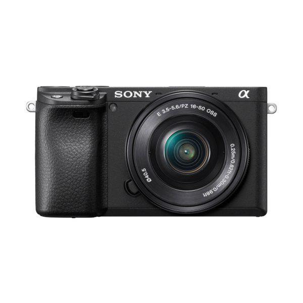 Sony Alpha 6400 + E PZ 16-50mm