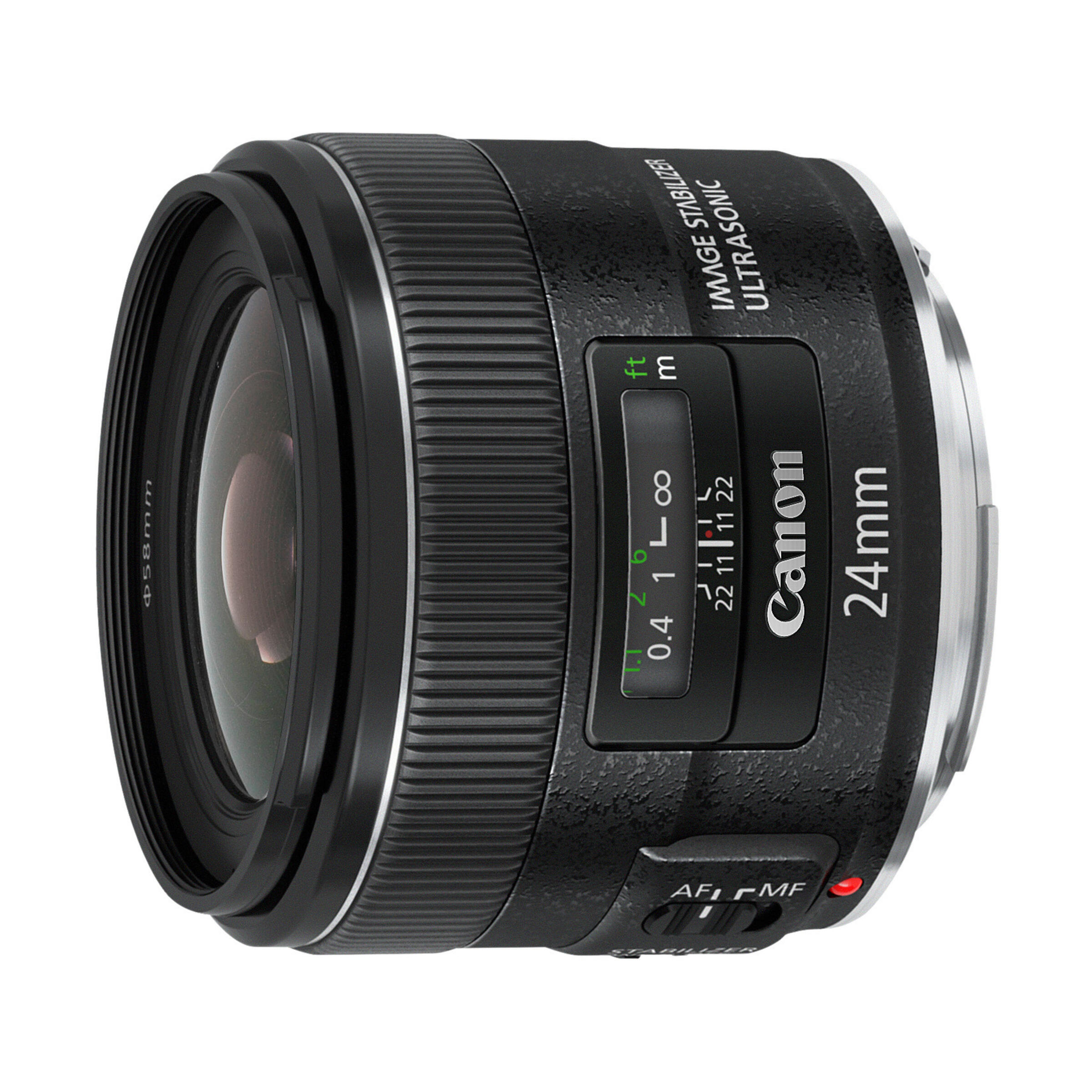 Canon EF 24mm f/2,8 IS USM