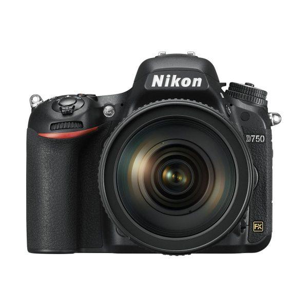 Nikon D750 + AF-S 24-120mm f/4,0 G ED VR