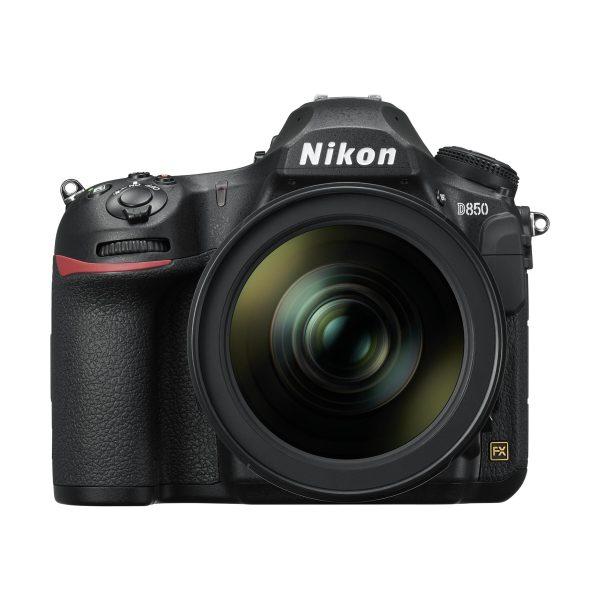 Nikon D850 + AF-S 24-120mm G ED VR