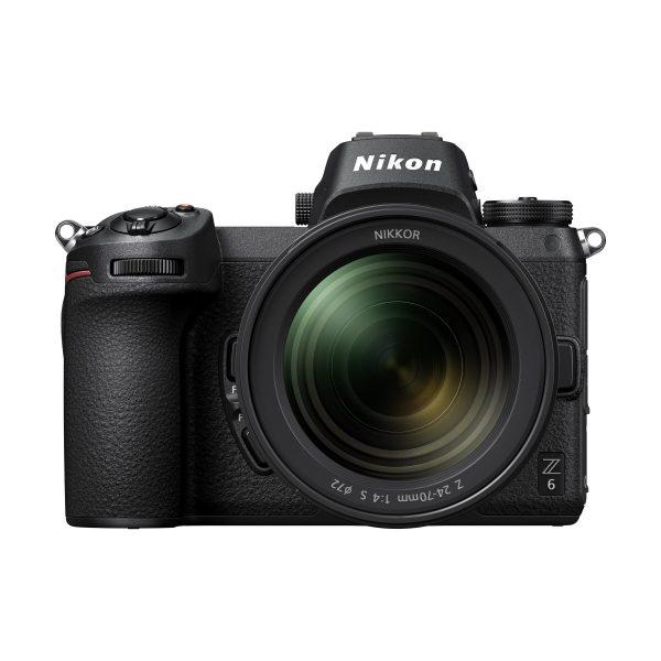 Nikon Z 6 + Z 24-70mm f/4,0 S