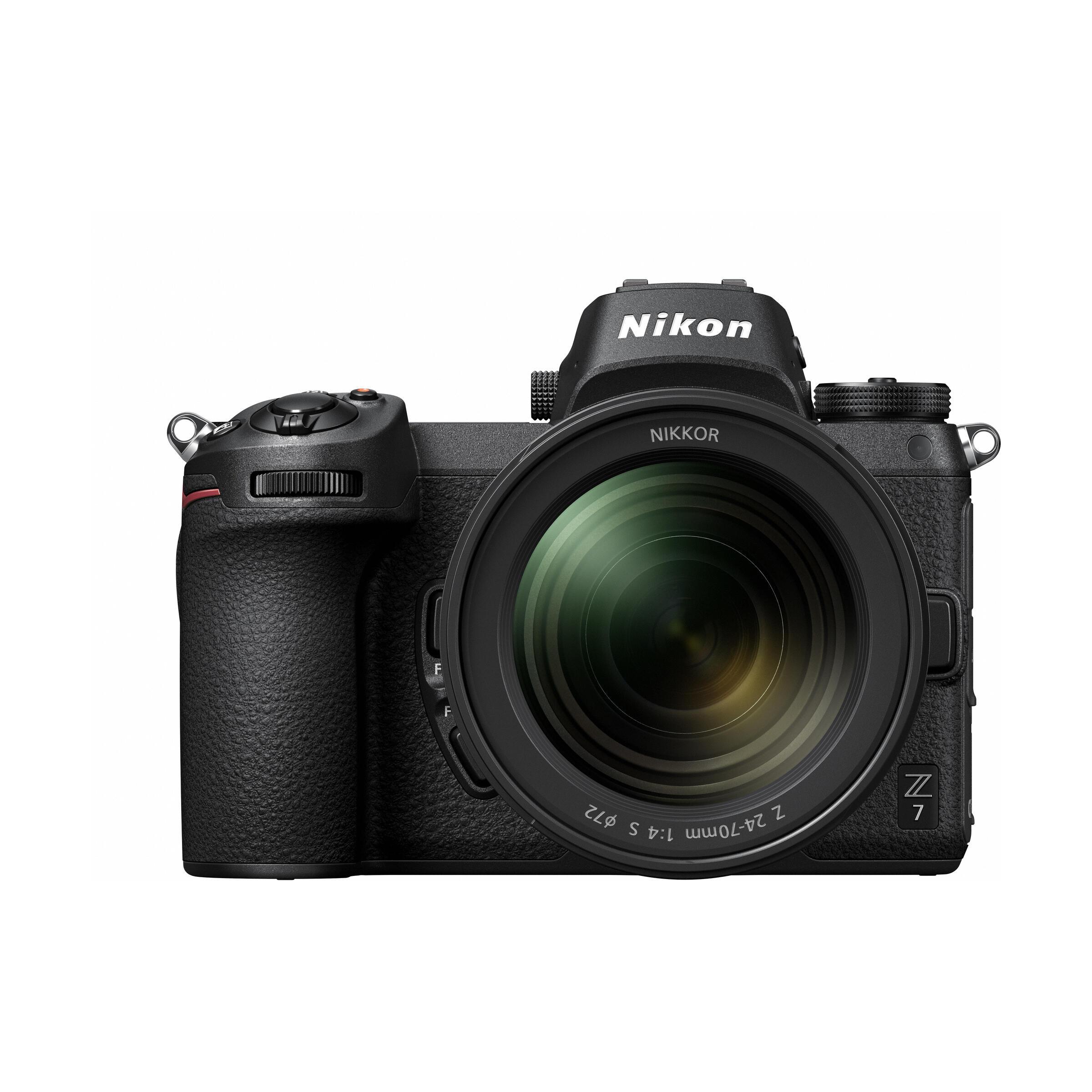 Nikon Z 7 + Z 24-70mm f/4,0 S