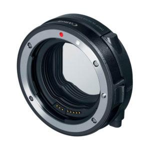 Canon EF-EOS R Bajonettadapter mit Einsteckfilter (C-PL)