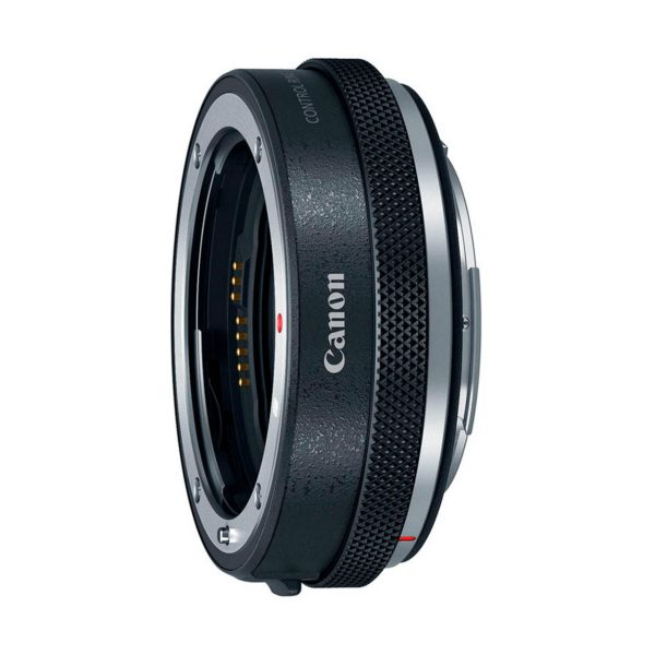 Canon EF-EOS R Bajonettadapter mit Objektiv-Steuerring