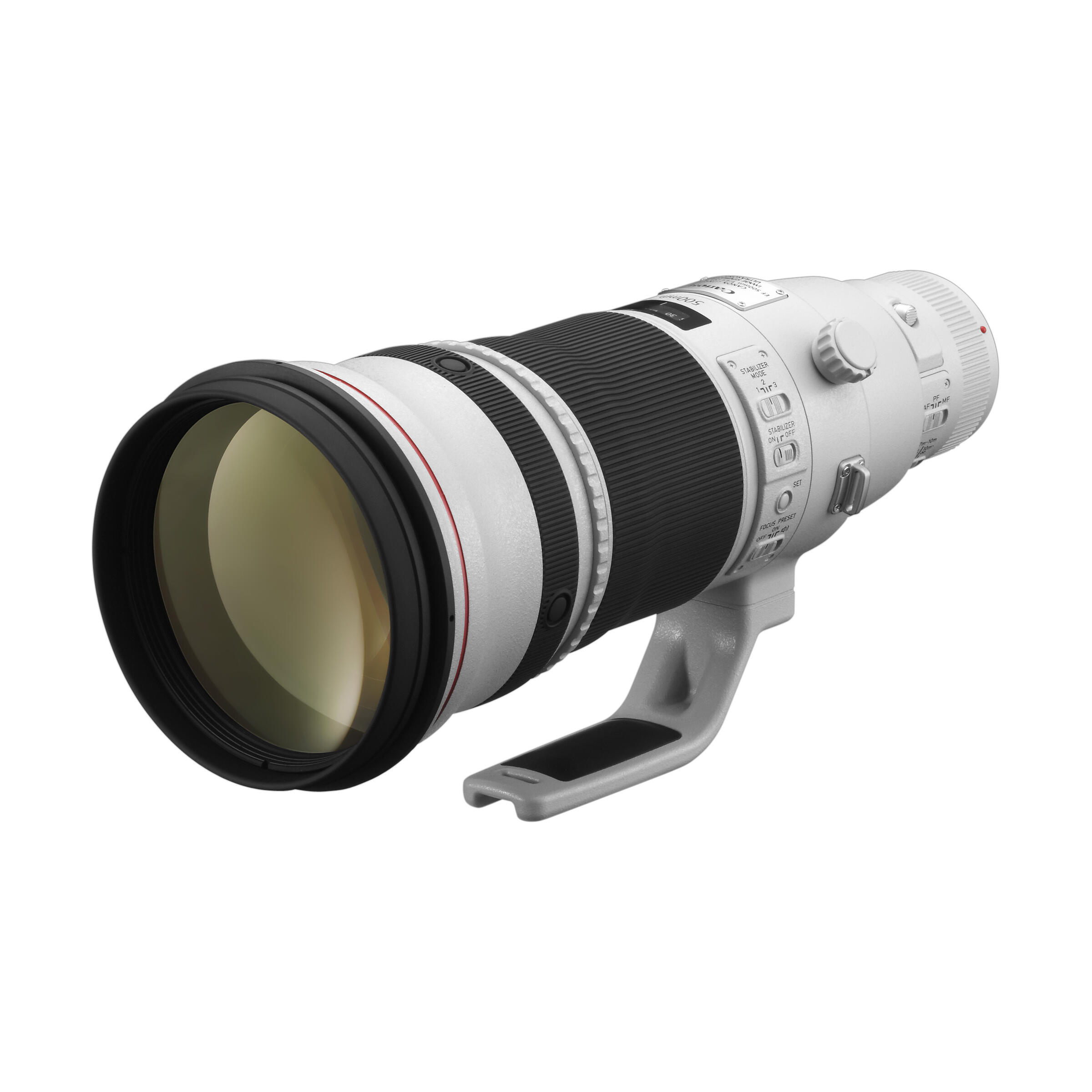 Canon EF 500mm f/4,0 L IS II USM