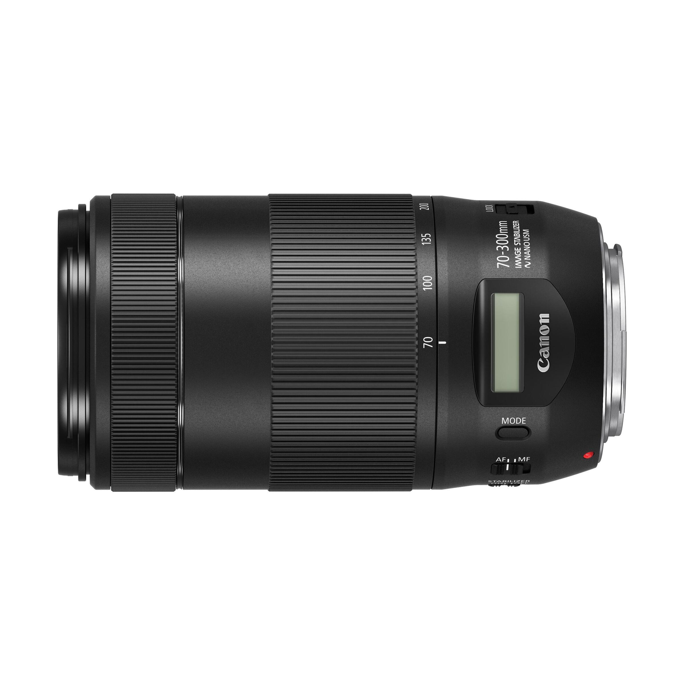 Canon EF 70-300mm f/4,0-5,6 IS II USM