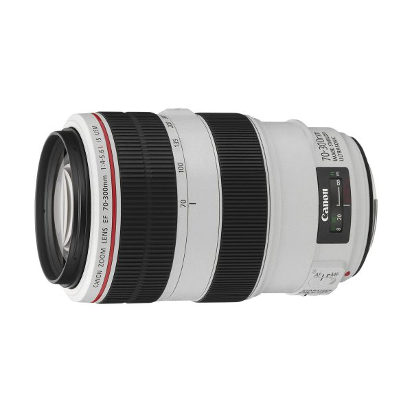 Canon EF 70-300mm f/4,0-5,6 L IS USM
