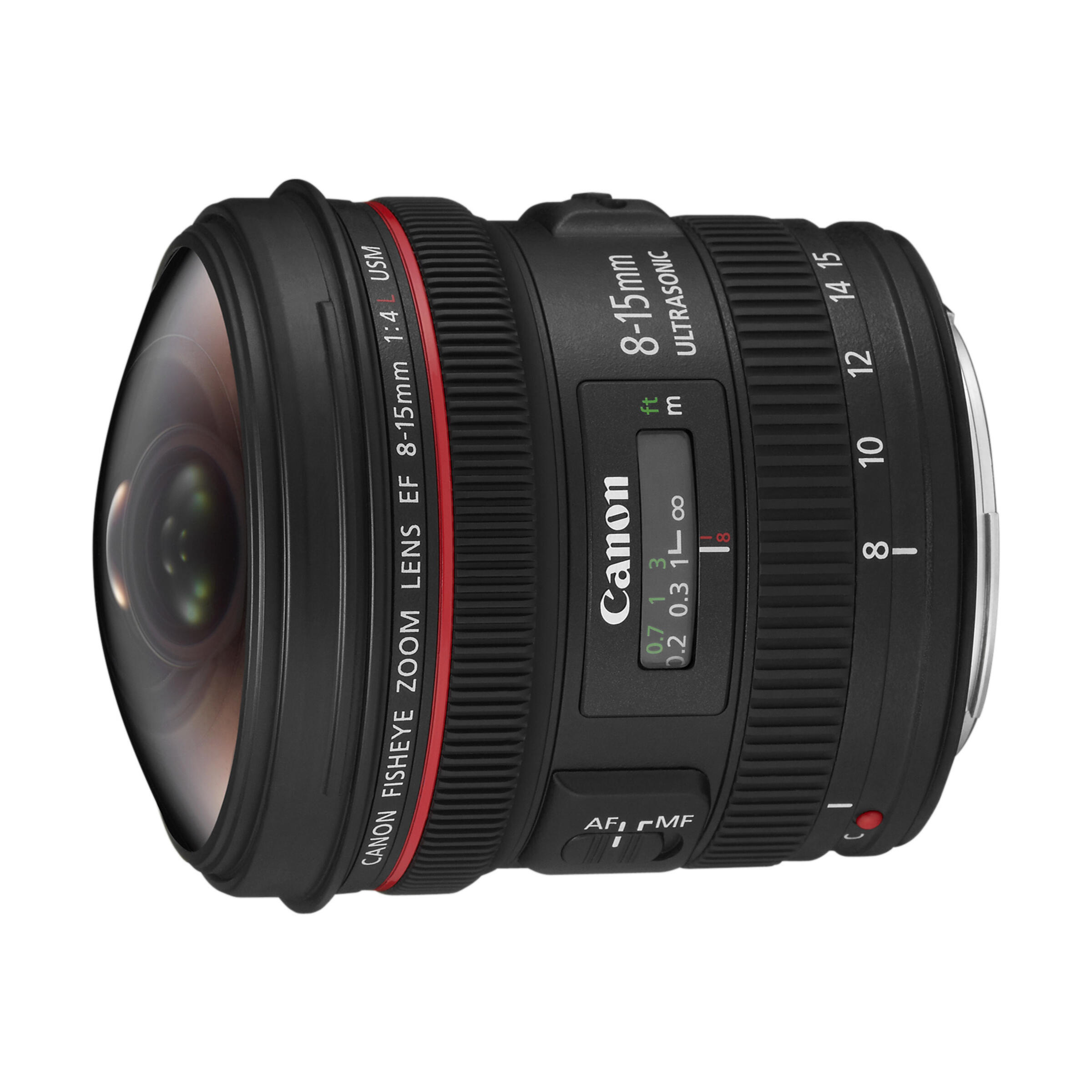 Canon EF 8-15mm f/4,0 L Fisheye USM