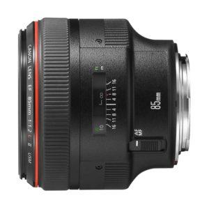 Canon EF 85mm f/1,2 L II USM