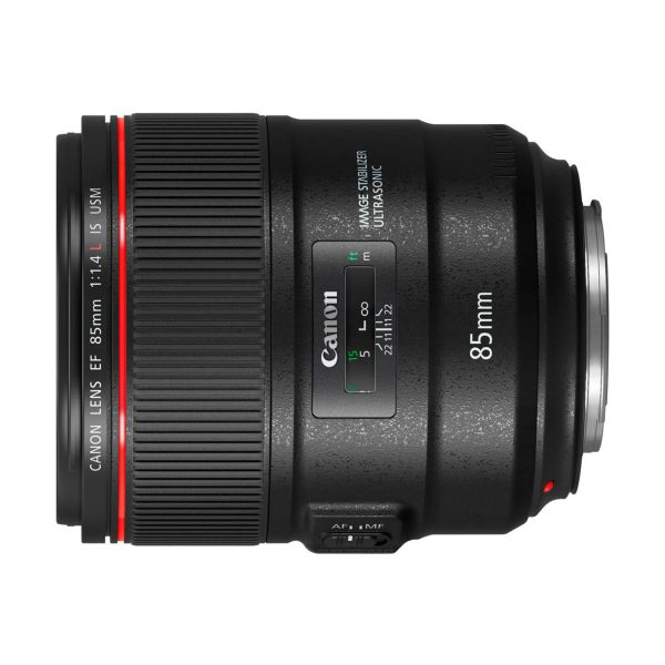 Canon EF 85mm f/1,4 L IS USM
