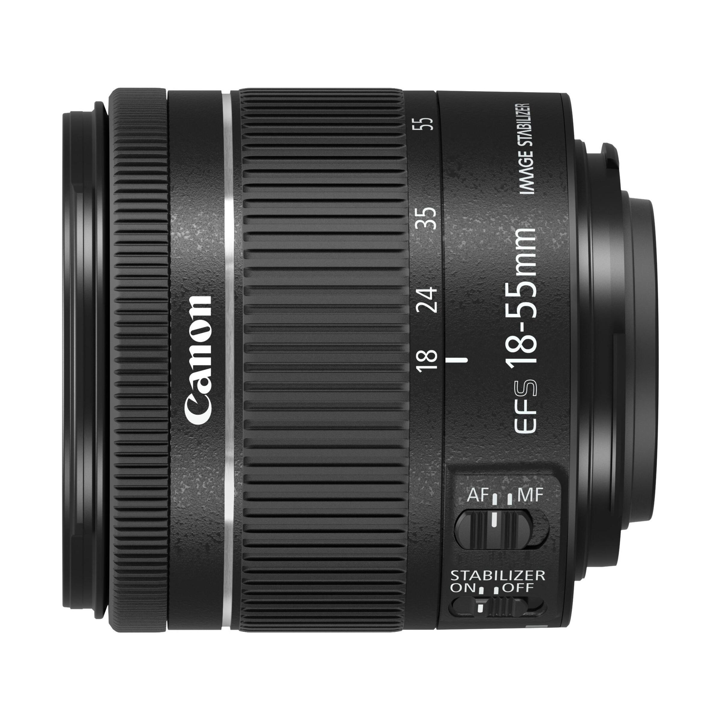 Canon EF-S 18-55mm f/4,0-5,6 IS STM