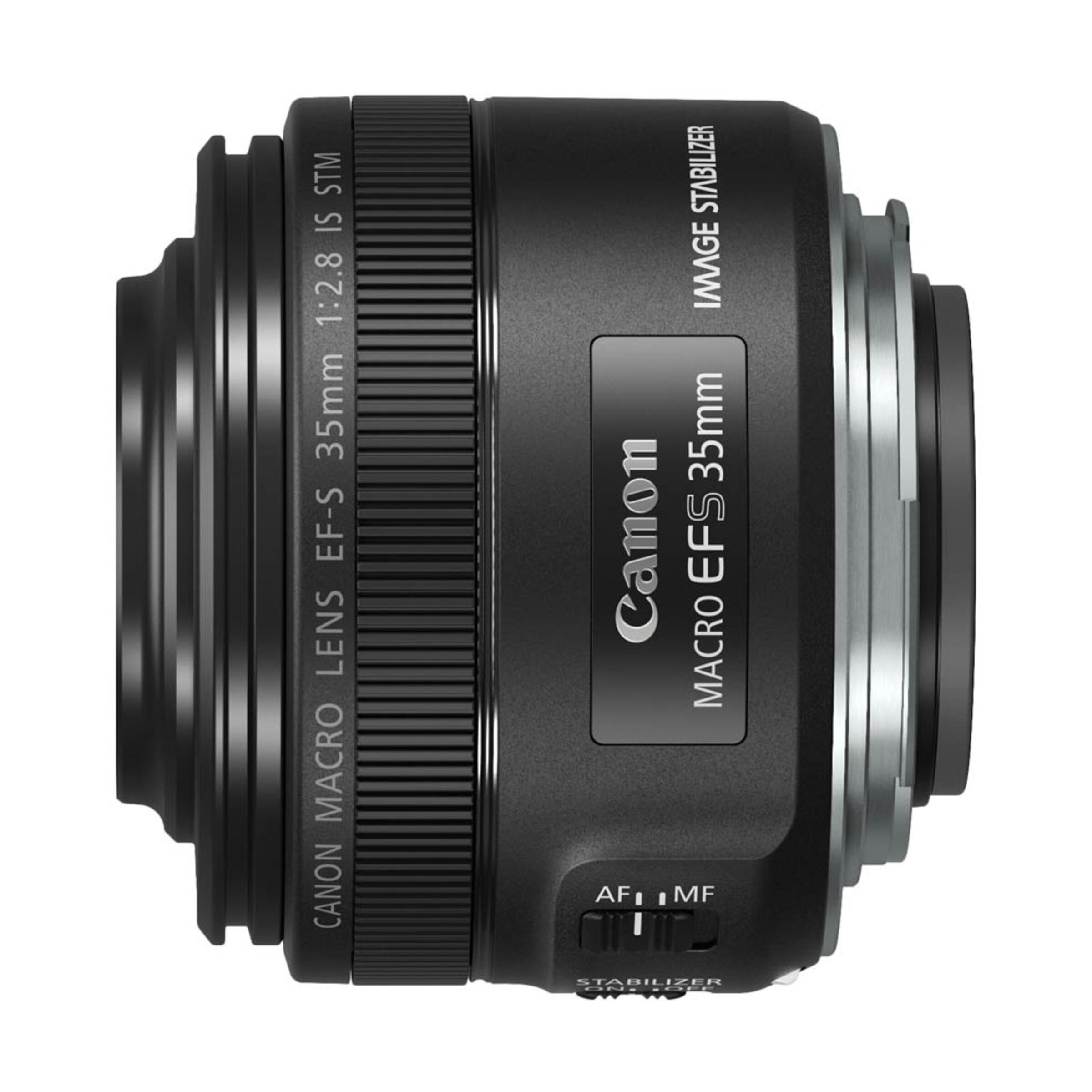 Canon EF-S 35mm f/2,8 Macro IS STM