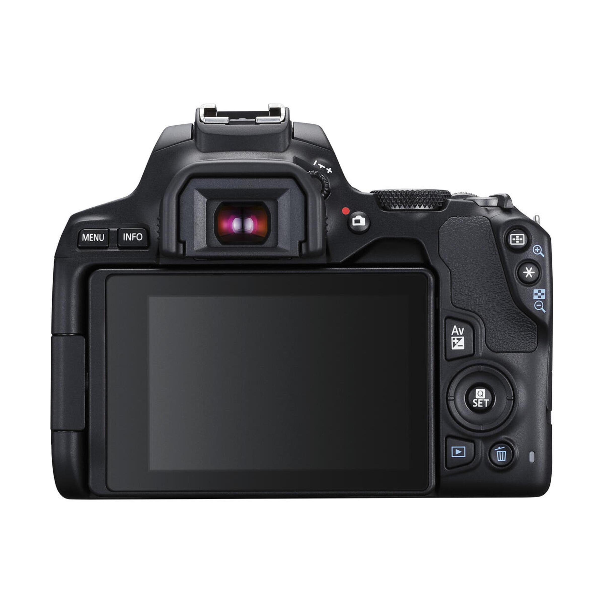 Canon EOS 250D : Schwarz