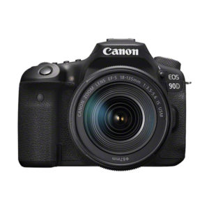 Canon EOS 90D + EF-S 18-135mm IS USM NANO