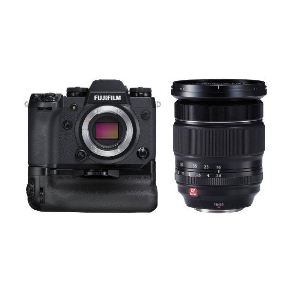 Fujifilm X-H1 + XF 16-55mm R WR + VPB-XH1