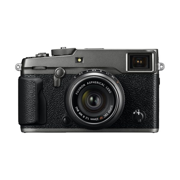 Fujifilm X-Pro2 Graphite Edition + XF 23mm R WR